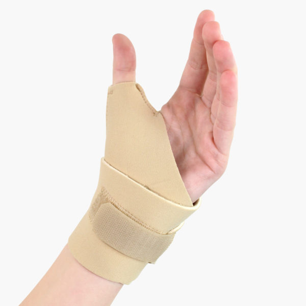 Abducted Wrist Thumb Wrap