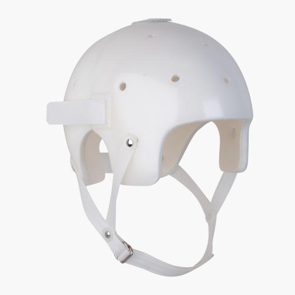 Paediatric A-Flex Plus Protective Headgear White
