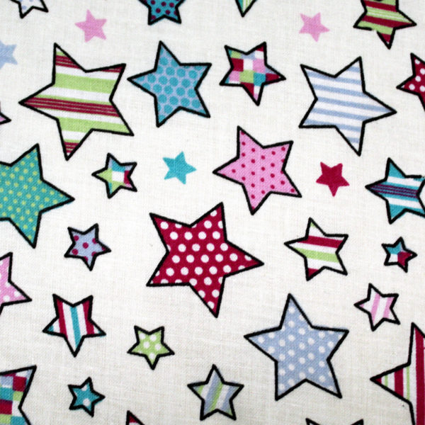 Stars Fabric for Pavlik Harness