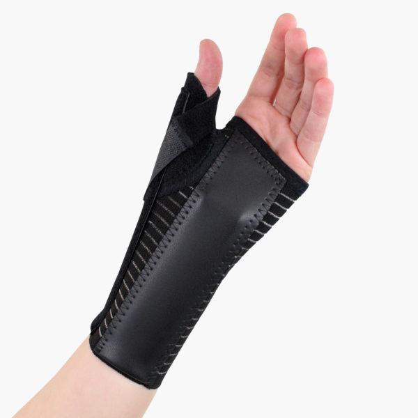 Flexiform Wrist Thumb Brace Black