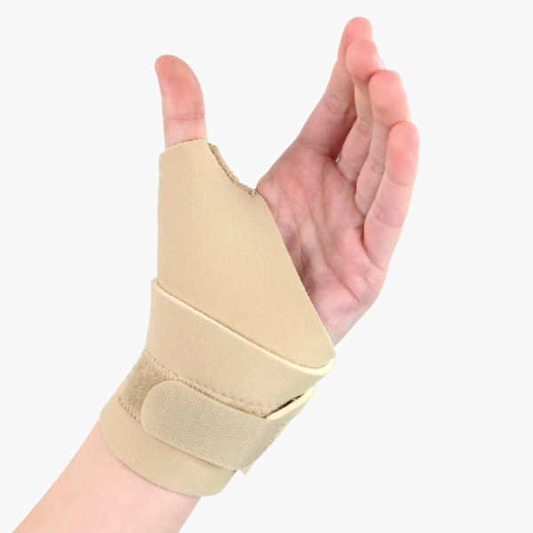 Wrist Thumb Wrap