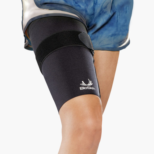 BiioSkin Thigh Sleeve with Strap